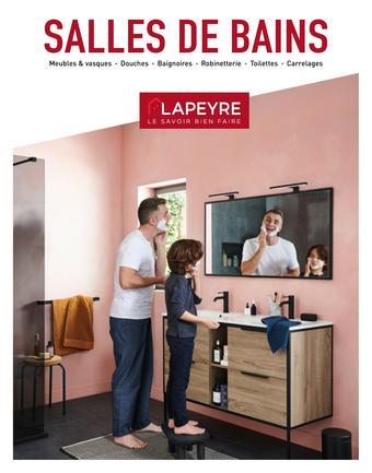 Lapeyre catalogue publicitaire (valable jusqu'au 31-12)