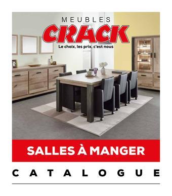 Meubles Crack catalogue publicitaire (valable jusqu'au 31-12)