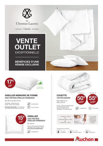 Auchan Drive catalogue publicitaire (valable jusqu'au 14-04)