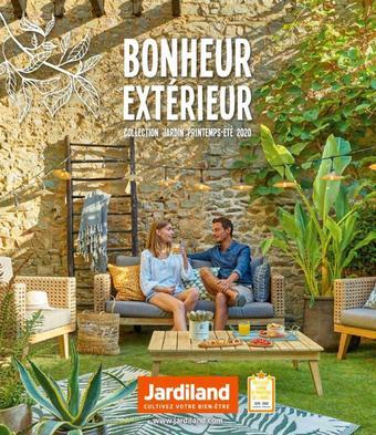 Jardiland catalogue publicitaire (valable jusqu'au 30-09)