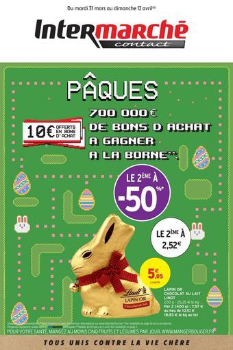 Intermarché catalogue publicitaire (valable jusqu'au 12-04)