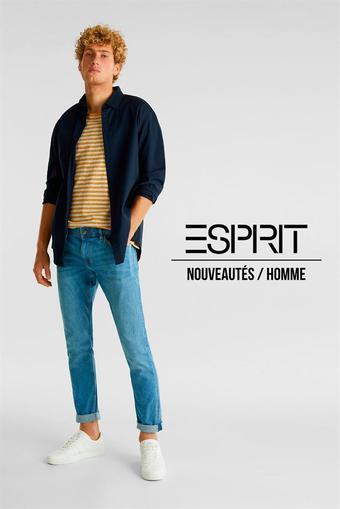 Esprit reclame folder (geldig t/m 17-05)