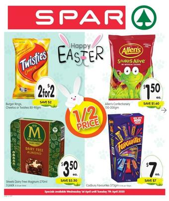 Spar catalogue (valid until 07-04)