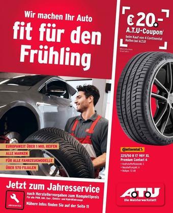 A.T.U. Werbeflugblatt (bis einschl. 30-06)
