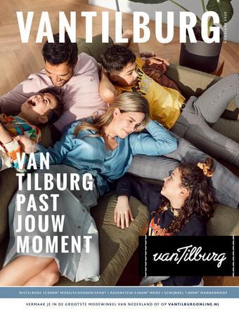 Van Tilburg reclame folder (geldig t/m 31-08)