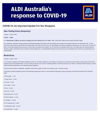 ALDI catalogue (valid until 15-04)
