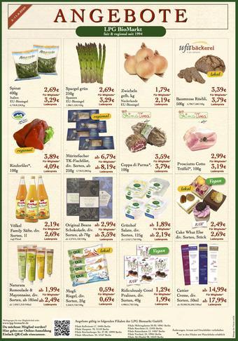 LPG Biomarkt Prospekt (bis einschl. 11-04)