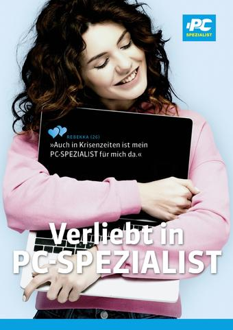 PC Spezialist Prospekt (bis einschl. 30-04)
