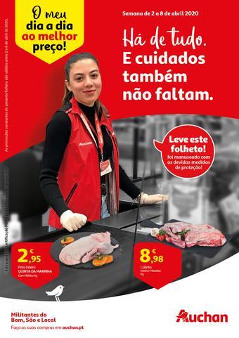 Auchan folheto promocional (válido de 10 ate 17 08-04)