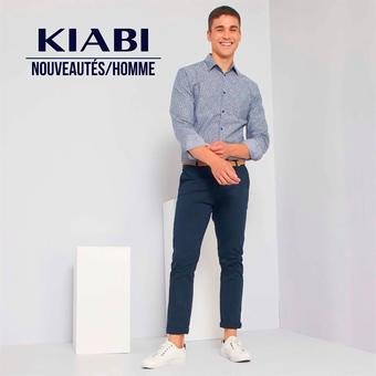 Kiabi reclame folder (geldig t/m 01-06)