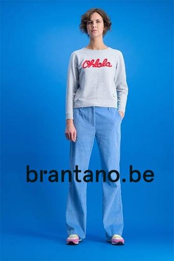 Brantano reclame folder (geldig t/m 31-05)