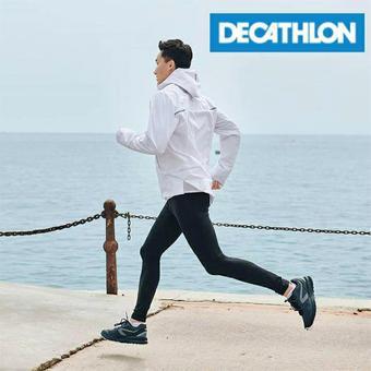 Decathlon reclame folder (geldig t/m 20-05)