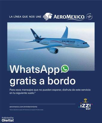 Aeromexico catálogo (válido hasta 27-11)