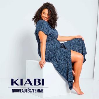 KIABI catalogue publicitaire (valable jusqu'au 01-06)