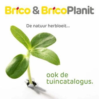 Brico reclame folder (geldig t/m 30-06)