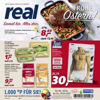 real reclame folder (geldig t/m 11-04)