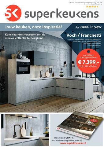 Superkeukens reclame folder (geldig t/m 12-04)