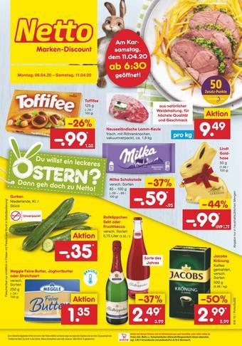 Netto Marken-Discount Prospekt (bis einschl. 11-04)