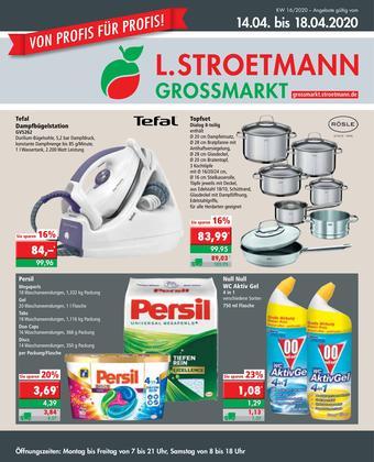 L. STROETMANN GROSSMARKT Prospekt (bis einschl. 18-04)