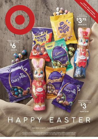 Target catalogue (valid until 26-04)