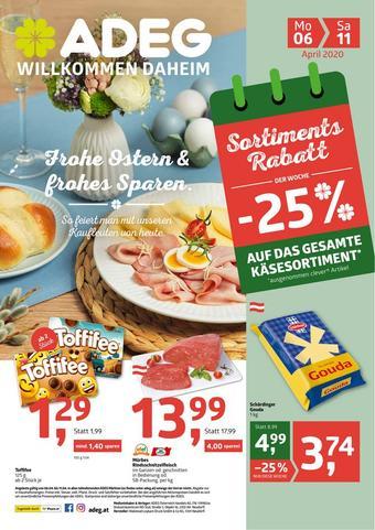 ADEG Werbeflugblatt (bis einschl. 11-04)