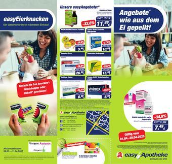 Easy Apotheke Prospekt (bis einschl. 11-04)