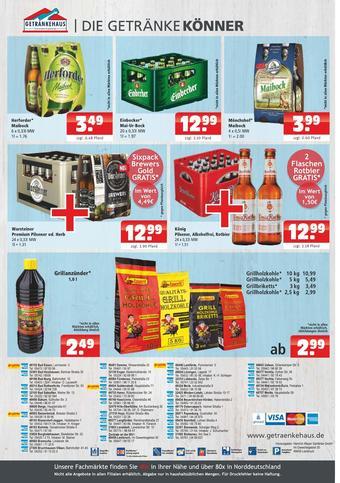 Getränkehaus Prospekt (bis einschl. 18-04)