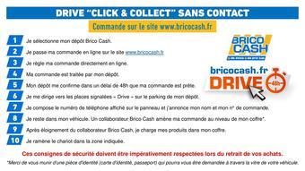Brico Cash catalogue publicitaire (valable jusqu'au 13-04)