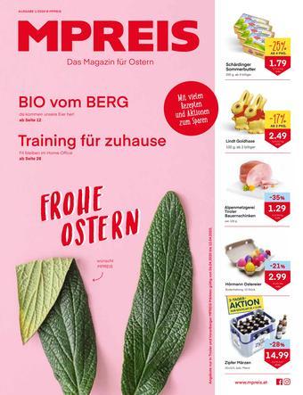 MPreis Werbeflugblatt (bis einschl. 12-04)