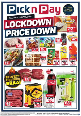 Pick n pay weekly specials