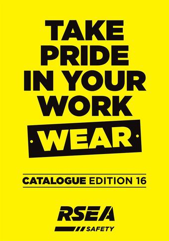 RSEA Safety catalogue (valid until 30-04)