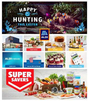 ALDI catalogue (valid until 30-04)
