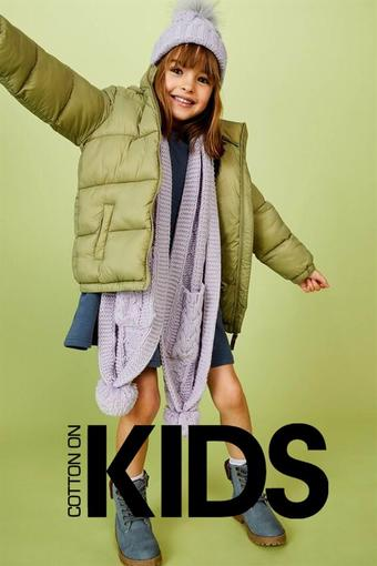 Cotton On Kids catalogue (valid until 19-05)