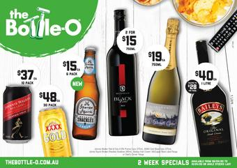The Bottle O catalogue (valid until 19-04)