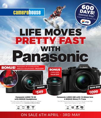 Camera House catalogue (valid until 03-05)