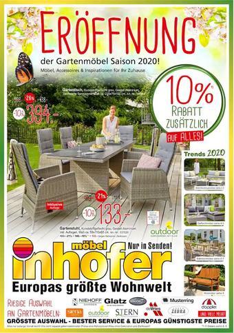 Möbel Inhofer Prospekt (bis einschl. 06-04)