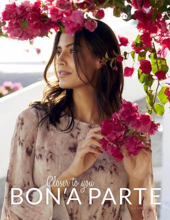 Bon'A Parte reclame folder (geldig t/m 31-05)