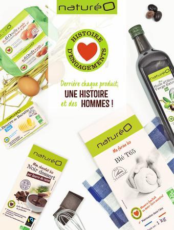 naturéO catalogue publicitaire (valable jusqu'au 30-06)
