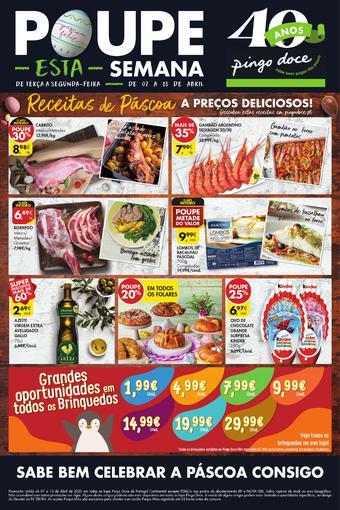 Pingo Doce folheto promocional (válido de 10 ate 17 13-04)