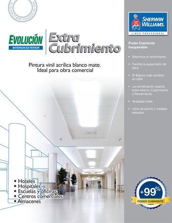 Sherwin Williams catálogo (válido hasta 05-07)