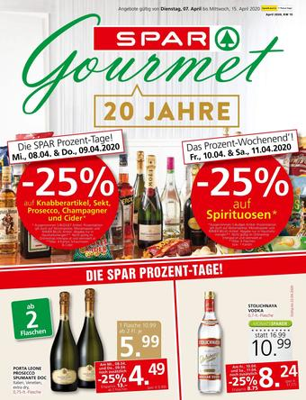 Spar catalogue (valid until 15-04)