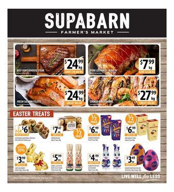 Supabarn catalogue (valid until 14-04)