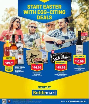 Bottlemart catalogue (valid until 07-04)