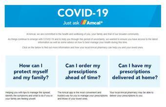 Amcal Pharmacies catalogue (valid until 15-04)