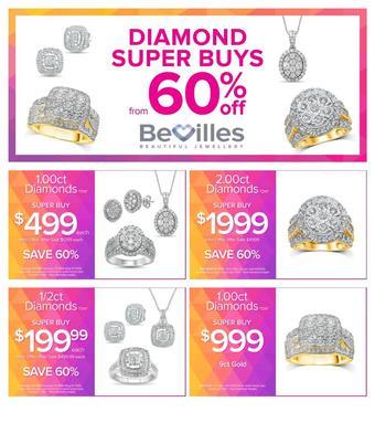 Bevilles Jewellery catalogue (valid until 13-04)
