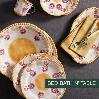 Bed Bath N' Table catalogue (valid until 07-04)