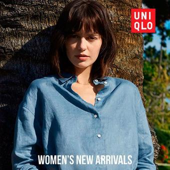 Uniqlo catalogue (valid until 10-05)
