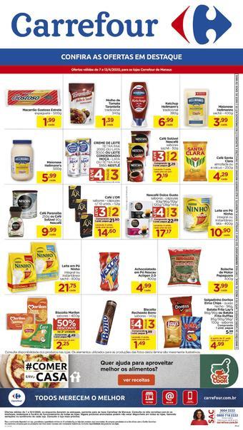 Carrefour catálogo promocional (válido de 10 até 17 13-04)