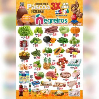 Negreiros catálogo promocional (válido de 10 até 17 10-04)