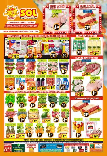 Sol Supermercados catálogo promocional (válido de 10 até 17 09-04)
